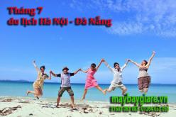 Vé máy bay giá rẻ Hà Nội Đà Nẵng tháng 7 đang có chương trình khuyến mãi Vé máy bay giá rẻ Hà Nội Đà Nẵng tháng 7