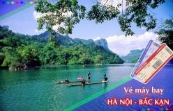 Đặt vé máy bay giá rẻ Hà Nội đi Bắc Kạn Vé máy bay giá rẻ Hà Nội đi Bắc Kạn