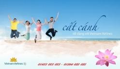 Vé máy bay giá rẻ Hà Nội đi Đồng Hới của Vietnam Airlines