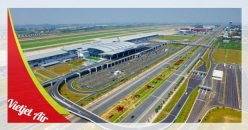 Vé máy bay giá rẻ Hà Nội đi Huế của Vietjet Air