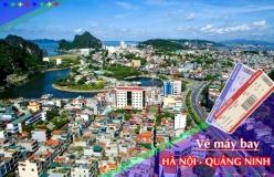 Vé máy bay giá rẻ Hà Nội đi Quảng Ninh