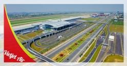 Vé máy bay giá rẻ Hà Nội đi Sài Gòn của Vietjet Air