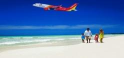Vé máy bay giá rẻ Hà Nội Nha Trang tháng 6