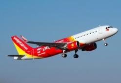 Vé máy bay giá rẻ Hải Phòng đi Rạch Giá của Vietjet Air