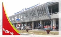 Vé máy bay giá rẻ Hải Phòng đi Sài Gòn của Vietjet Air