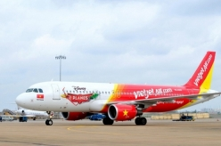Vé máy bay giá rẻ Huế đi Đồng Hới của Vietjet Air