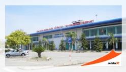 Vé máy bay giá rẻ Huế đi Sài Gòn của Jetstar