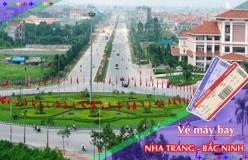 Đặt vé máy bay giá rẻ Nha Trang đi Bắc Ninh Vé máy bay giá rẻ Nha Trang đi Bắc Ninh