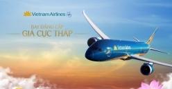 Vé máy bay giá rẻ Nha Trang đi Đồng Hới của Vietnam Airlines