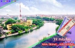 Đặt vé máy bay giá rẻ Nha Trang đi Hải Dương Vé máy bay giá rẻ Nha Trang đi Hải Dương