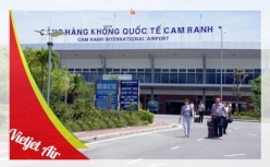 Vé máy bay giá rẻ Nha Trang đi Sài Gòn của Vietjet Air