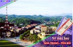 Đặt vé máy bay giá rẻ Nha Trang đi Yên Bái Vé máy bay giá rẻ Nha Trang đi Yên Bái