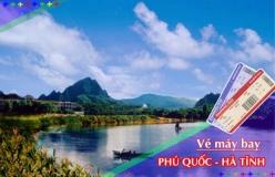 Đặt vé máy bay giá rẻ Phú Quốc đi Hà Tĩnh Vé máy bay giá rẻ Phú Quốc đi Hà Tĩnh