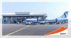 Vé máy bay giá rẻ Pleiku đi Huế của Jetstar giá hấp dẫn Vé máy bay giá rẻ Pleiku đi Huế của Jetstar