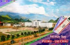 Đặt vé máy bay giá rẻ Pleiku đi Lai Châu Vé máy bay giá rẻ Pleiku đi Lai Châu