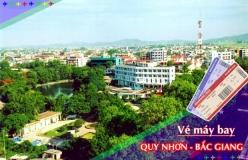 Đặt vé máy bay giá rẻ Quy Nhơn đi Bắc Giang Vé máy bay giá rẻ Quy Nhơn đi Bắc Giang
