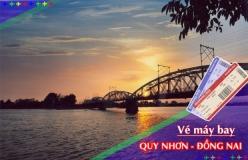 Đặt vé máy bay giá rẻ Quy Nhơn đi Đồng Nai Vé máy bay giá rẻ Quy Nhơn đi Đồng Nai