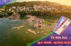 Đặt vé máy bay giá rẻ Quy Nhơn đi Quảng Ngãi Vé máy bay giá rẻ Quy Nhơn đi Quảng Ngãi