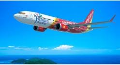 Vé máy bay giá rẻ Rạch Giá đi Đồng Hới của Vietjet Air