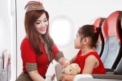 Vé máy bay giá rẻ Cà Mau đi Hà Nội của Vietjetair