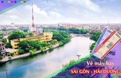 Đặt vé máy bay giá rẻ Sài Gòn đi Hải Dương Vé máy bay giá rẻ Sài Gòn đi Hải Dương