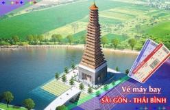 Đặt vé máy bay giá rẻ Sài Gòn đi Thái Bình Vé máy bay giá rẻ Sài Gòn đi Thái Bình