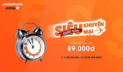 Vé máy bay giá rẻ Sài Gòn Hải Phòng của Jetstar chỉ từ 68k Vé máy bay giá rẻ Sài Gòn Hải Phòng của Jetstar