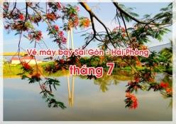 Vé máy bay giá rẻ Sài Gòn Hải Phòng tháng 7/2017 Vé máy bay giá rẻ Sài Gòn Hải Phòng tháng 7