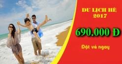 Vé máy bay giá rẻ Sài Gòn Thanh Hóa mùa hè