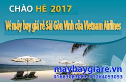 Vé máy bay giá rẻ Sài Gòn Vinh của Vietnam Airlines đang có chương trình khuyến mãi Vé máy bay giá rẻ Sài Gòn Vinh của Vietnam Airlines
