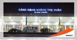 Vé máy bay giá rẻ Thanh Hóa đi Huế của Jetstar