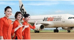 Vé máy bay giá rẻ Thanh Hóa đi Nha Trang của Jetstar