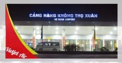 Vé máy bay giá rẻ Thanh Hóa đi Sài Gòn của Vietjet Air