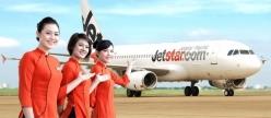 Vé máy bay giá rẻ Vinh đi Tuy Hòa của Jetstar