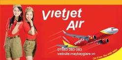 Vé máy bay giá rẻ Cần Thơ đi Vinh của Vietjetair