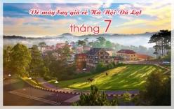 Vé máy bay giá rẻ Hà Nội Đà Lạt tháng 7/2017 Vé máy bay giá rẻ Hà Nội Đà Lạt tháng 7