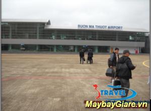 Vé máy bay Hà Nội đi Buôn Mê Thuột