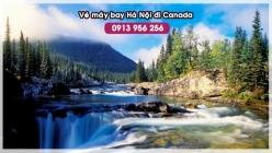 Đặt mua vé máy bay Hà Nội đi Canada Vé máy bay Hà Nội đi Canada