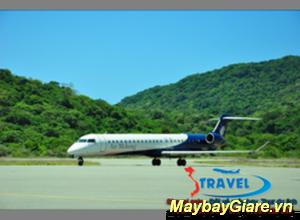 Vé máy bay Hà Nội đi Côn Đảo