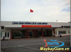 Vé máy bay Hà Nội đi Hải Phòng