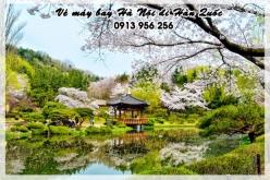 Đặt mua vé máy bay Hà Nội đi Hàn Quốc Vé máy bay Hà Nội đi Hàn Quốc