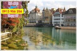 Đặt mua vé máy bay Hà Nội đi Thụy Sĩ Vé máy bay Hà Nội đi Thụy Sĩ