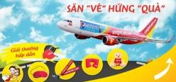 Đại lý vé máy bay giá rẻ tại huyên Phú Tân - An Giang của Vietjet Air