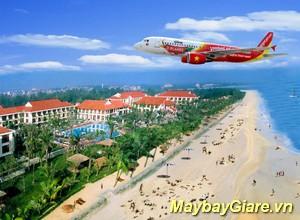 Vé máy bay Tp.Hồ Chí Minh đi Đồng Hới
