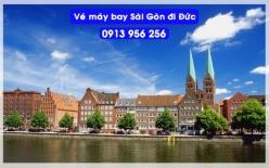 Đặt mua vé máy bay Sài Gòn đi Đức Vé máy bay Sài Gòn đi Đức