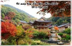 Đặt mua vé máy bay Sài Gòn đi Hàn Quốc Vé máy bay Sài Gòn đi Hàn Quốc