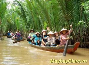 Vé máy bay Sài Gòn đi Rạch Giá giá rẻ nhất, khuyến mãi hấp dẫn mỗi ngày Vé máy bay Sài Gòn đi Rạch Giá