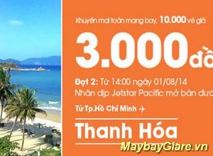 Vé máy bay Thanh Hóa đi Phú Quốc giá rẻ nhất, khuyến mãi hấp dẫn mỗi ngày Vé máy bay Thanh Hóa đi Phú Quốc