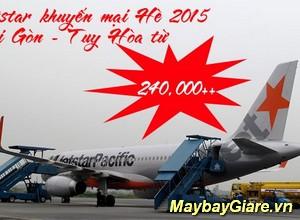 Vé máy bay Tuy Hòa đi Sài Gòn