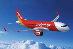 Đại lý vé máy bay giá rẻ tại huyên Tân Châu của Vietjet Air